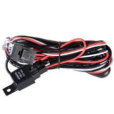 detail feedback questions about offroad led light bar work light offroad led light bar work light wiring harness relay cable kit wiring switch for 12 22