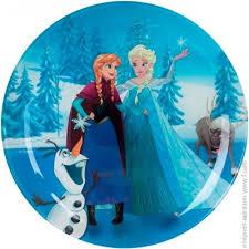 <b>Тарелка десертная LUMINARC Disney</b> Frozen Winter Magic 20.4см