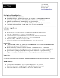 Template Job Experience Resume Template Best Of Sample No Work