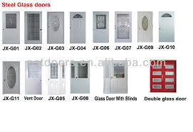 glass insert with blinds for door astound entry inserts suppliers stunning modern interior steel home ideas