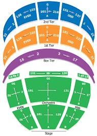 Kennedy Center Eisenhower Theater Seating Chart Www