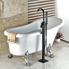 kohler freestanding bathtub faucet modern tub filler oil rubbed bronze floor mount with mixer taps