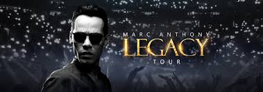 marc anthony legacy tour