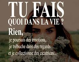 Feminastro Citations Lavie émotions Tristesse Quotes