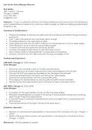 Resume Qualifications Unique Call Center Skills Resume Call Center Supervisor Resume Skills For