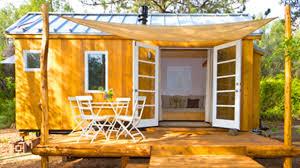 tiny house california. Vina\u0027s Tiny House: A 140-sq Ft Home In California | House Listing -