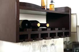 extraordinary wood wall wine rack wall mounted wood wine rack combination wall mounted wooden wine rack