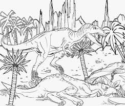 Small Picture Coloring Pages Dinosaurs Dinosaurs Coloring Pages Water Dinosaur