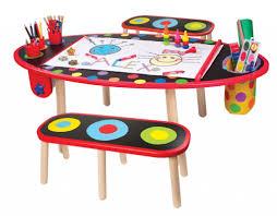 Kids Desk With Storage Art Desk For Kids With Storage Tjihome