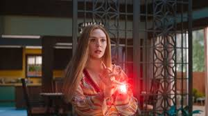 Marvel has released a short new featurette for wandavision that hints at what might be waiting for it's only a minute long, but at one point the trailer shows wanda and vision's neighbor agnes (played by kathryn hahn) asking vision if she's dead. Jfpm4e Fapqmlm