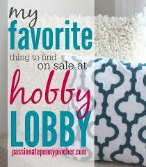 Hobby Lobby Pattern Sale Magnificent My Favorite Thing To Find On Sale At Hobby Lobby Lobbies Favorite
