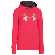 under armour jackets for girls. 0031396578367-girls-storm-big-logo-678 under armour jackets for girls l