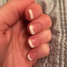 photo of nails and beyond ankeny ia united states french manicure with