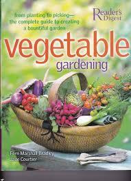 vegetabale gardening readers digest