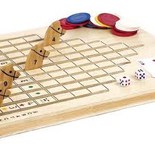 Wooden Horse Race Board Game Wooden Horse Racing Game Sanders Recreation Fitness 27