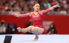 Sunisa Lee punches Olympics ticket with ...
