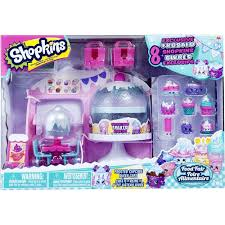 Shopkins Frosted Cupcake Queen Cafe Walmartcom