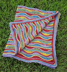 Crochet Ripple Pattern Inspiration 48 Crochet Ripple Afghan Patterns