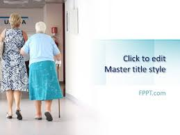 Free Nursing Home Powerpoint Template Free Powerpoint