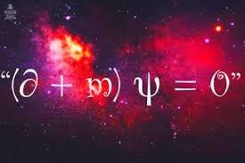 """Namaste Meditacion - ECUACIÓN DE DIRAC ❤️ Ella dijo: """"Dime algo bonito"""" Él  le dijo: (∂ + m) ψ = 0 Esta es la ecuación de Dirac, y es la más bonita"""