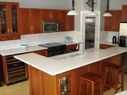 White Granite Kitchen Tops Quartz Countertops Montreal