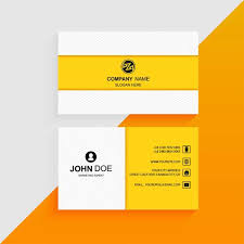 Professional Business Card Templates Abstract Professional Colorful Business Card Template Background