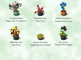 Plant Tycoon Flower Chart Spoiler The Six Magic Plants Windows Mac Version Last Day