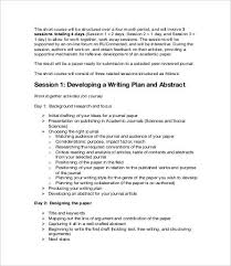 Word Research Paper Template Scientific Paper Template Magdalene Project Org