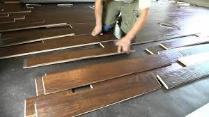 how to install prefinished hardwood floors yourself