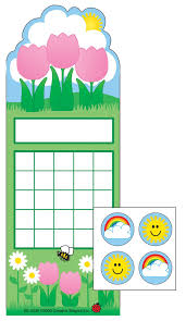 Incentive Sticker Set Spring Flowers Products In 2019