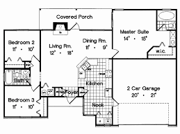 1000 sq feet house plans. 900 Square Foot House Plans New 10 For Small Homes Under 1300 Sq Ft Floor 1000 Feet