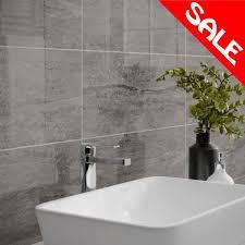 montserrat dark grey tile 250 x 500mm