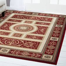best s h rugs red free persian area rug 3 x 8 runner oriental 7 actual 2