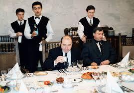 Березовский как символ и злой гений лихих х Заместитель секретаря Совета безопасности РФ Борис Березовский 1996 г
