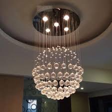 crystal chandelier bedroom font b india b font modern minimalist fashion austrian crystal ball chandelier lamp bedroom lamp photos