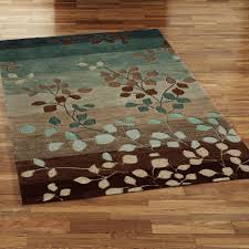 photo 5 of 5 chocolate brown area rug 5 chocolate brown and turquoise rugs rug designs