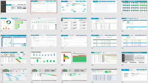 Excel Templates For Project Management Excel Project Management Templates