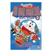 Đội Quân Doraemon Đặc Biệt - Tập 2 (Tái Bản 2019)   Tiki Trading