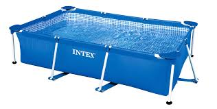 Models Intex Above Ground Pool Rectangle Rectangular Swimming For On Design Ideas