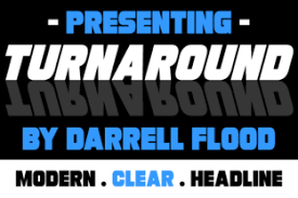 Enter some text in the box below, then click the preview button. Turnaround Font By Dadiomouse Creative Fabrica Movie Titles New Fonts Premium Fonts