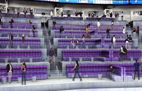 Club Purple At The Minnesota Vikings Stadium Is The First Of
