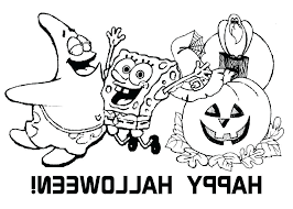 Halloween Scary Coloring Pages Spooky Coloring Pages Haunted Tree