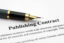 Image result for images publishing contract