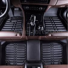 Cool Awesome For TOYOTA RAV4 2013-2016 Black Car Floor Mats Front ...