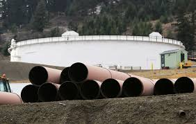 Kinder Morgan Stock Quote Canada to buy Kinder Morgan oil pipeline in bid to save project 56