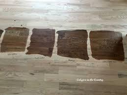Choosing Minwax Floor Stains In 2019 Floor Stain Wood