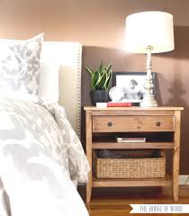 Home Ideas Bedroom Table Ideas 40 Amazing Diy Bedside 4 Gallery