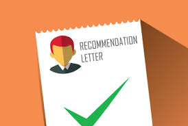 Letter Of Recommendation Samples To Study Abroad