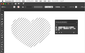 1分で作れるアイコンロゴデザイン制作に役立つパターン作りの