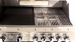 Bbq Galore Outdoor Kitchen Barbeques Galore Cucina Professional 5 Burner Youtube